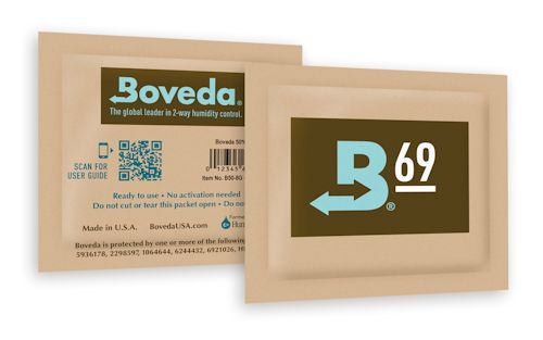 Boveda Humidification